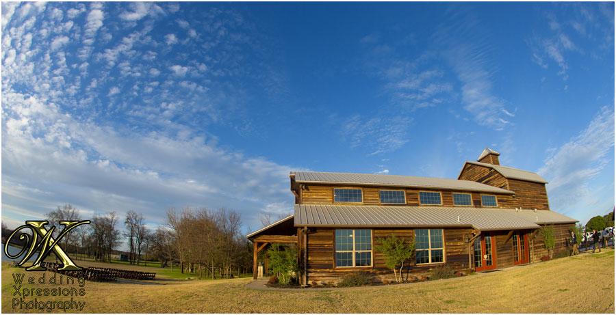 Thistle Spring Ranch wedding venue