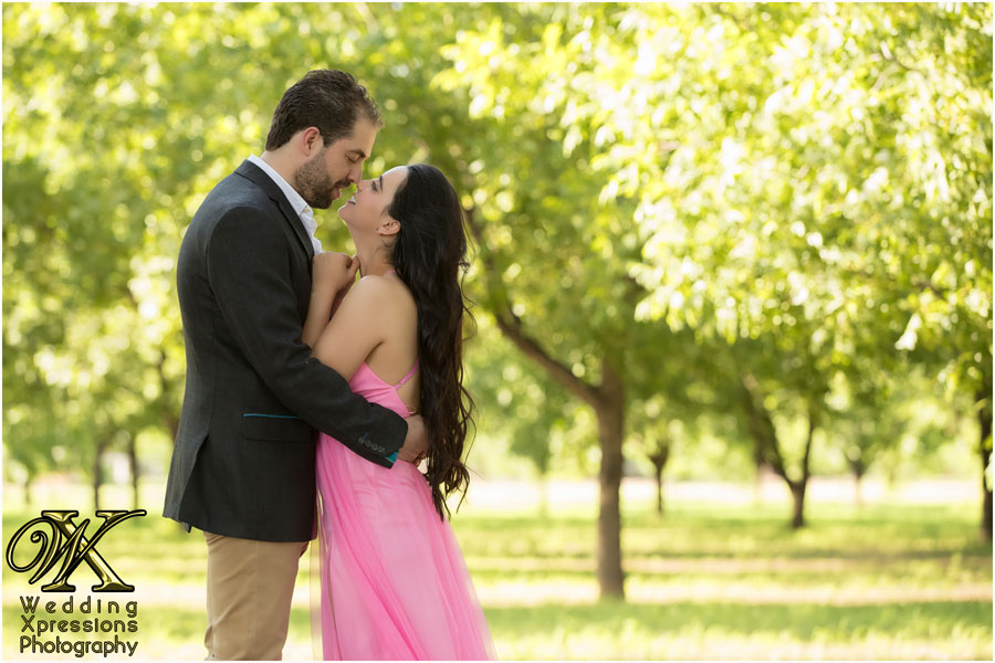 El Paso's engagement photography