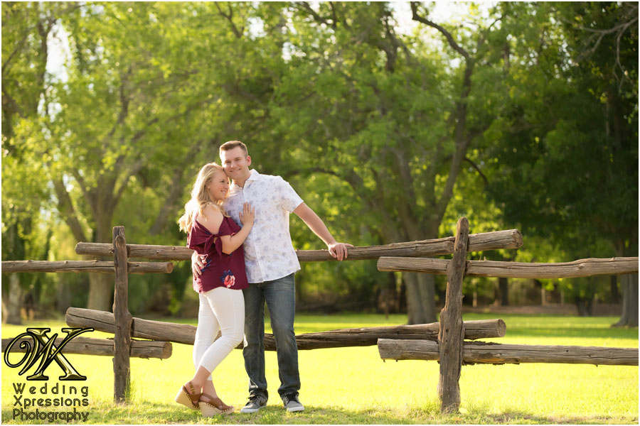 El Paso engagement proposal and photography session