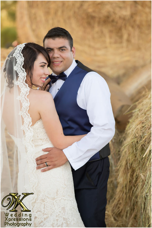 wedding photographer in El Paso captures ranch wedding
