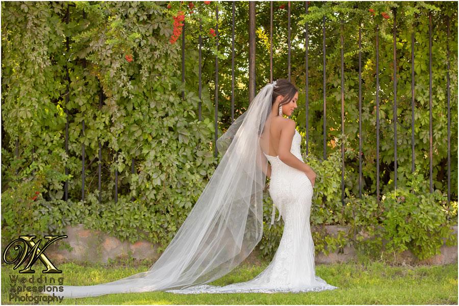 bridal dress by Posh Bridal