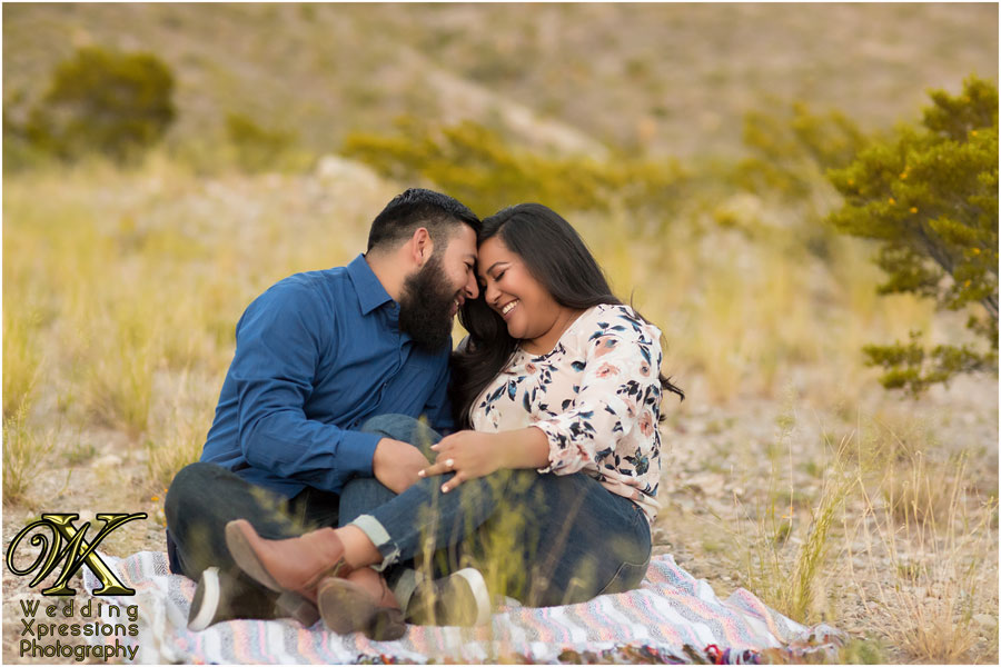 engagement session photography in El Paso