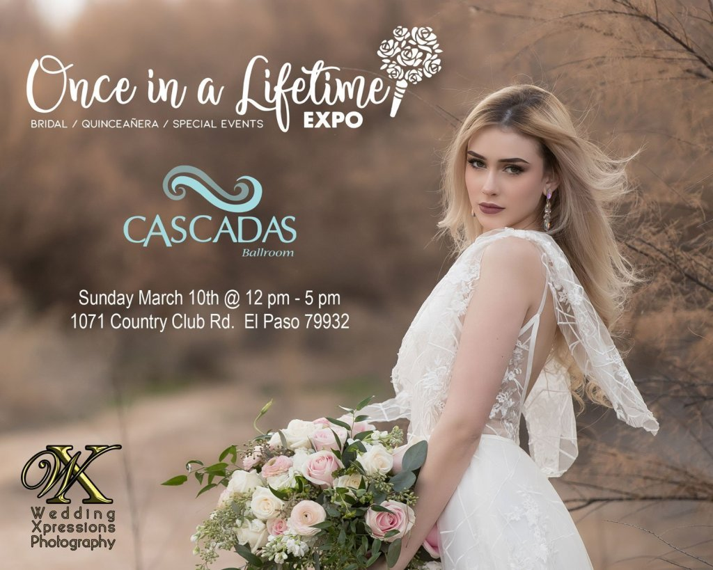 Once in a Lifetime Bridal Expo