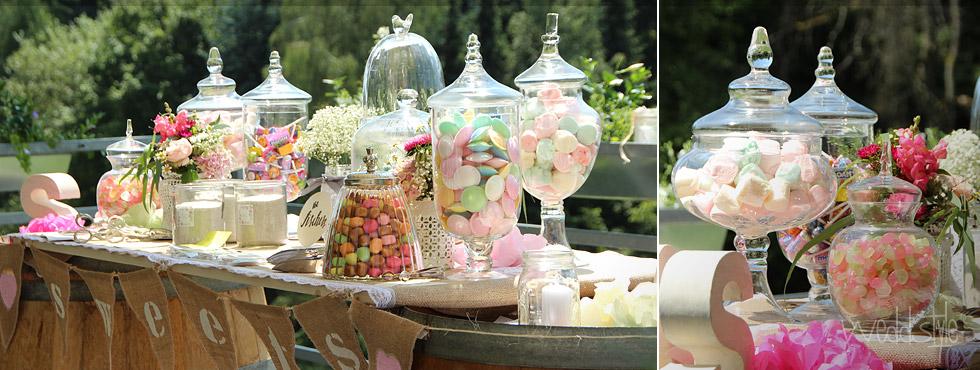 Deine Candy Bar fr Deine Hochzeit mieten  weddstyle