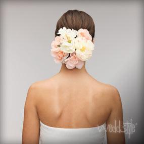 Blumenkopfschmuck  Krnze  weddstyle