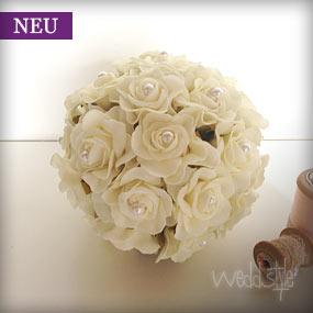 Dekokugeln  Rosenkugeln fr Ihre Hochzeit  weddstyle