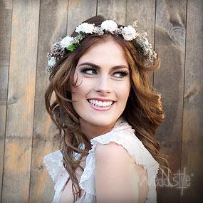 Hochzeitsfloristik  Blumendekoration  WEDDstyle