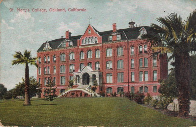 Original St. Marys campus in Oakland