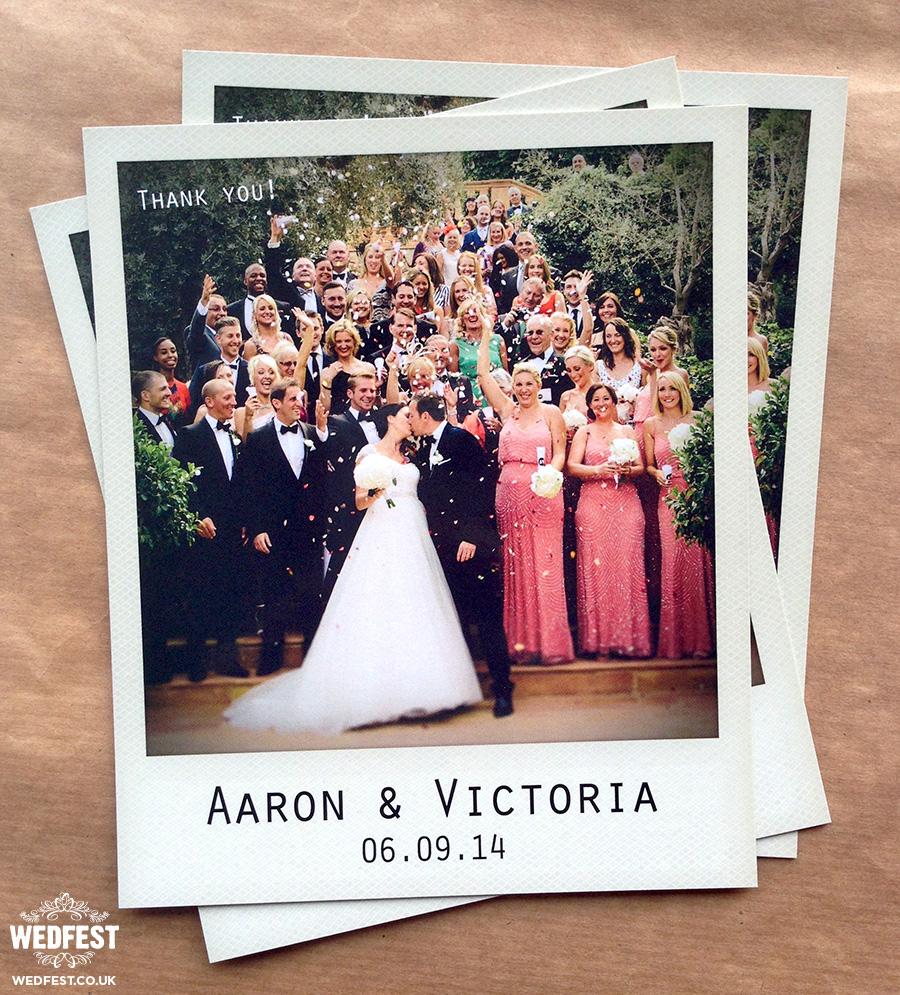 Instagram Wedding Thank You Cards | WEDFEST
