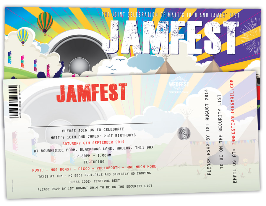 joint 18th 21st festival