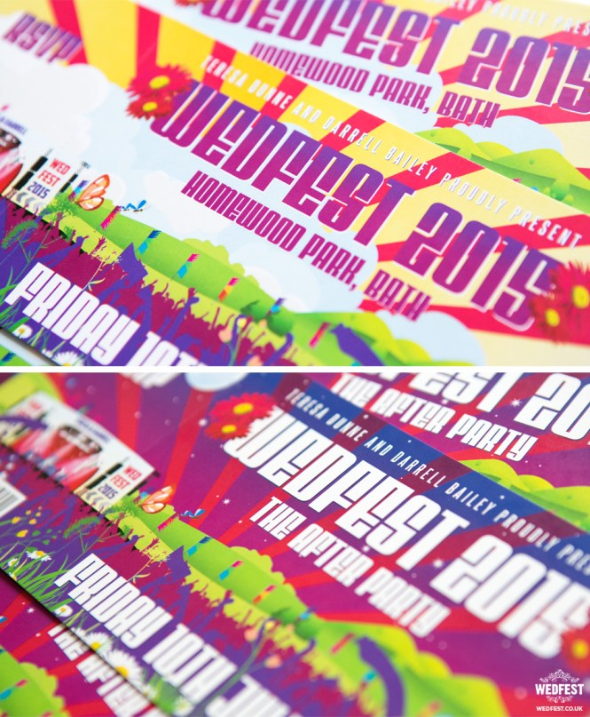 Wedding Invitations Look Like Concert Tickets Wedding Invitation – Invitations That Look Like Concert Tickets