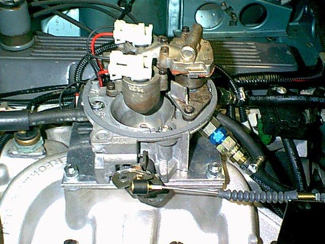 ford fleet wiring diagrams power plug diagram australia wedgeparts: triumph tr8 gm throttle body fuel injection (tbi) conversion