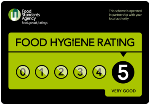 breakfast food hygiene rating