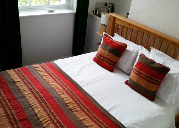 B&B room 2 at Wedgewood House