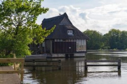 The Visitor Centre at Ranworth Broad