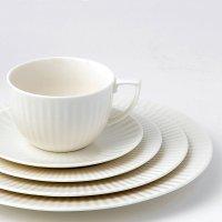 Jasper Conran Dinnerware & Jasper Conran Platinum Striped