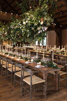 Large Hanging Florals