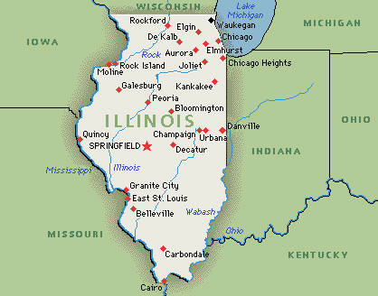 Illinois IL DJs Photographers Videographers