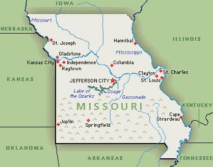 Missouri MO DJs Photographers Videographers