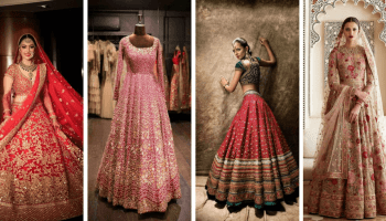 Indian Wedding Reception Dress For Bride Groom 2017 Wedlockindia Com