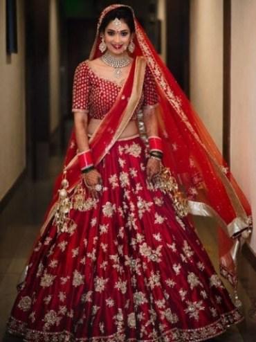 bridal lehenga 2019