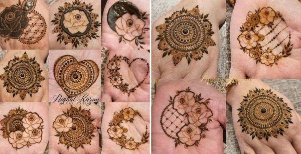 Palm Mehndi Designs 2020