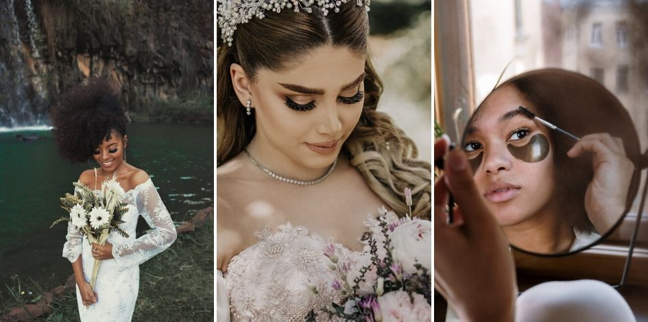 Bridal Makeup Look For Any Bride To Be