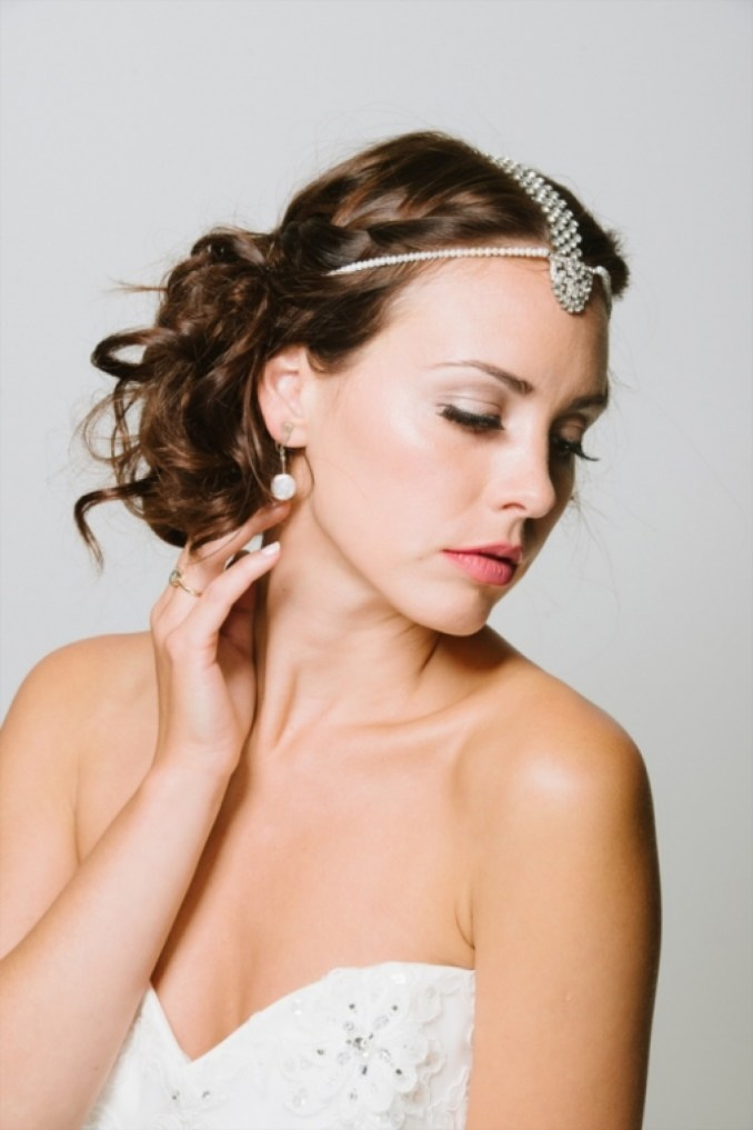 bridal hair and make up in devon