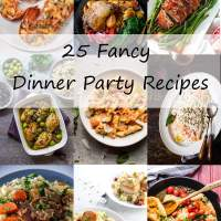 Dinner Party Recipes