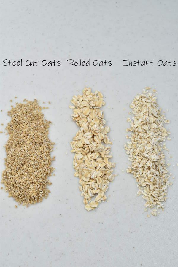 Instant Pot Steel Cut Oats | WednesdayNightCafe.com