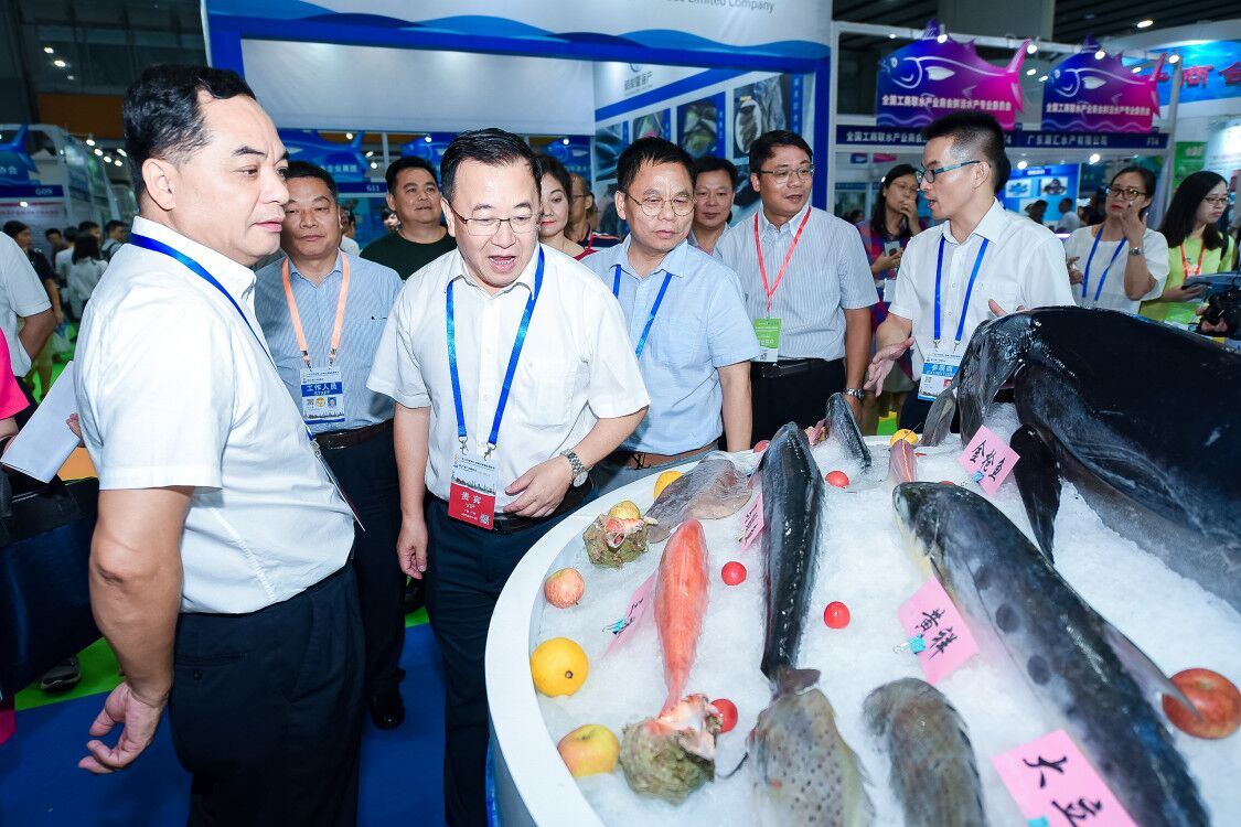 China International (Guangzhou) Fishery & Seafood Expo -  Fishex Guangzhou 1