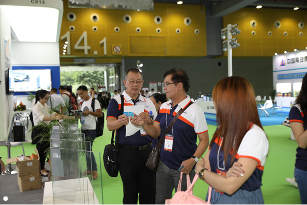 China Guangzhou Glasstec Expo(3D Curved Glass and Touch Panel Glass Technology)
