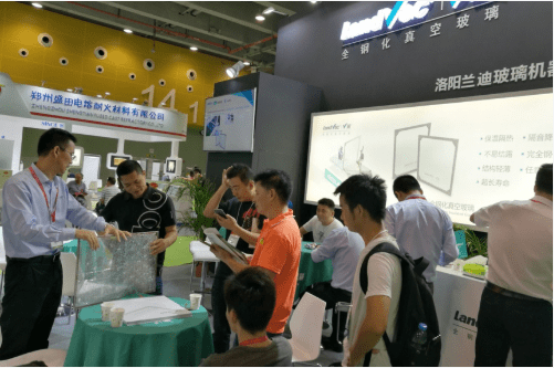 Guangzhou International 3D Curved Glass and Touch Panel Glass Technology Exhibition