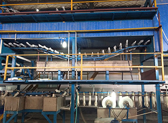 Disposable Vinyl Glove Dipping Production Line