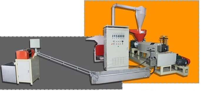 PS Foam Food Container Extrusion Line 4