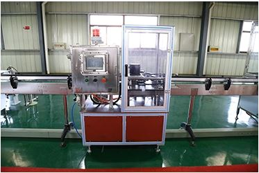 Fully Automatic Aerosol Filling and Sealing Spray Production Line 29