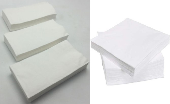 Pocket Facial Tissue Paper Folding and Packing Production Line 20