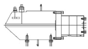 PVC SPC Flooring Extrusion Line 6