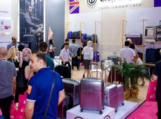 Shanghai international bags leather handbags exhibition 1