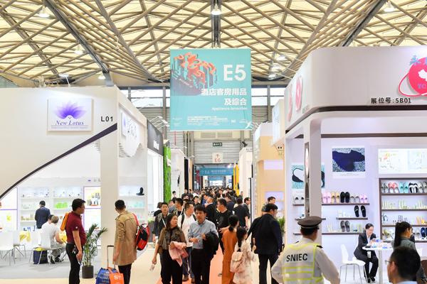 Shanghai Hospitality Design & Supplies Expo - HDE 1