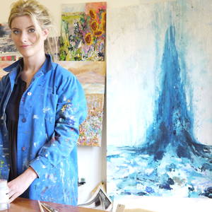 Hatti & painting