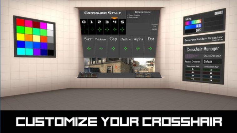 CSGO Custom-Crosshair