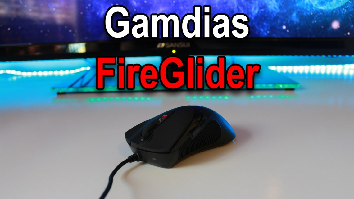 Sharkoon FireGlider Black Gaming Mouse Review
