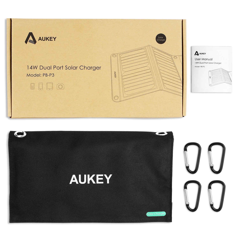 aukey 14w contents