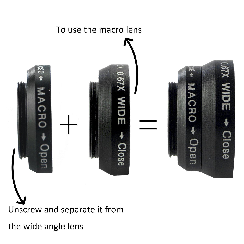 Eco Fused lens