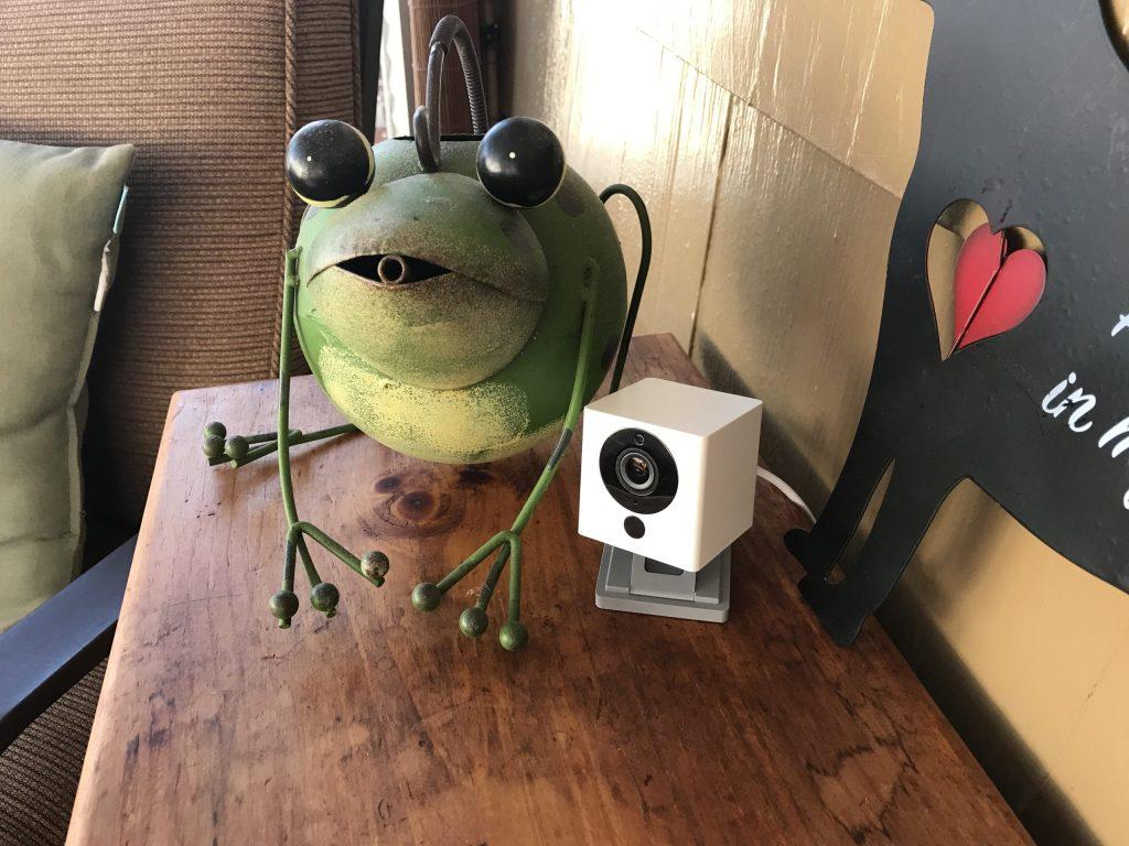 Installing Wyze Video Cameras for Home Surveillance