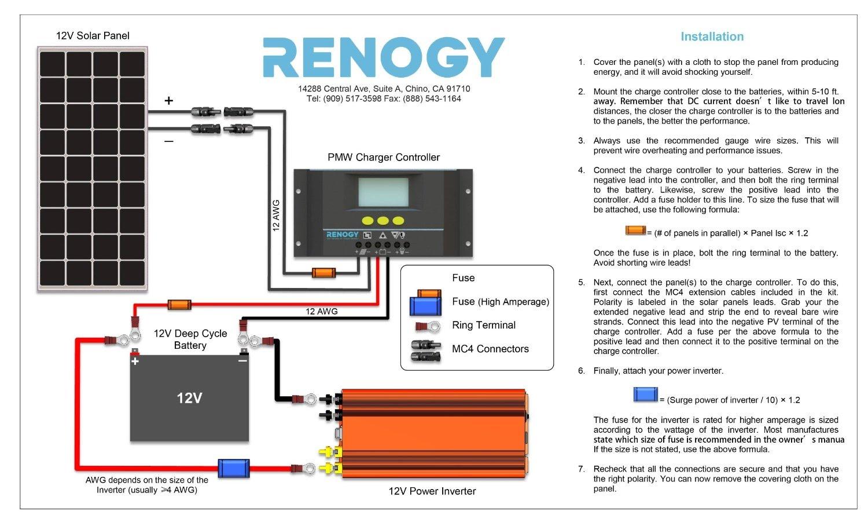 renogy setup guide