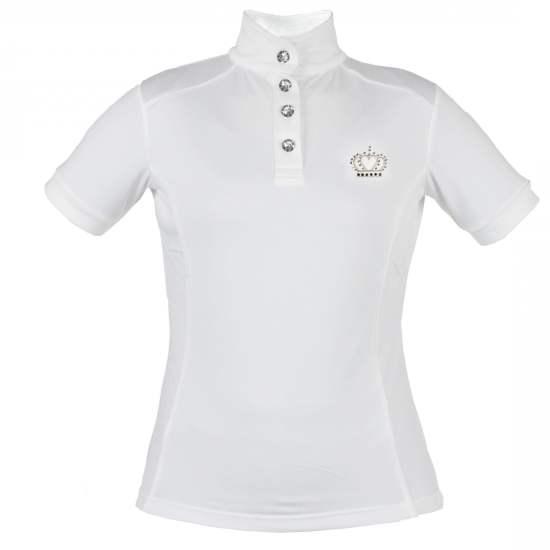 wedstrijd shirt olympia wit