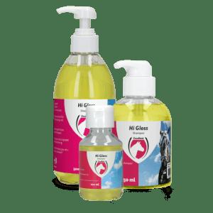 hi gloss shampoo & conditioner excellent