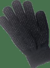 paardrij handschoenen magic gloves zwart